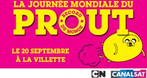 Ne loupez pas la Journée Mondiale du Prout à Paris