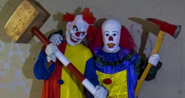 [Vidéo] Le clown tueur revient, cette fois avec un camarade