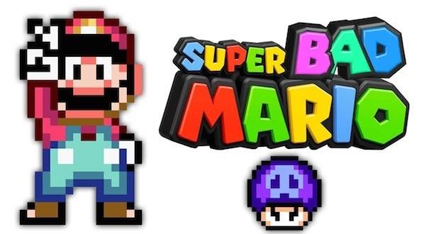 [Vidéo] Mario fait le troll et provoque des fails en série