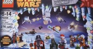 Le calendrier de l'Avent LEGO Star Wars 2014