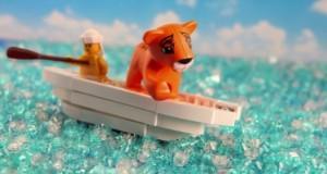 [Vidéo] Les scènes cultes du cinéma recréées en LEGO