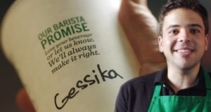 [Vidéo] Pourquoi Starbucks orthographie mal vos prénoms