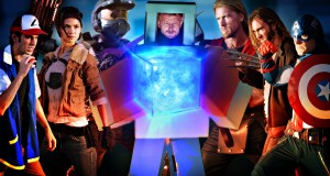 [Vidéo] Super-héros contre personnages de jeux vidéo, qui gagne?