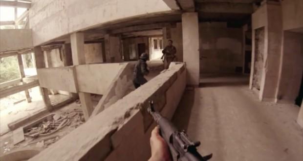 [Vidéo] Harcore, le premier film d'action filmé à la première personne
