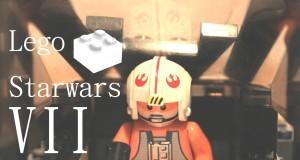 [Vidéo] Le trailer de Star Wars 7 recréé en Lego