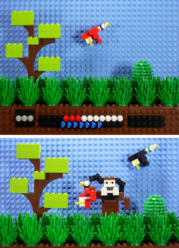 DUCK HUNT (SKINNY CODER)
