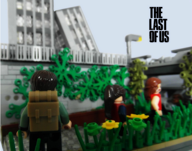 THE LAST OF US (THECRAZYMOCCREATOR)