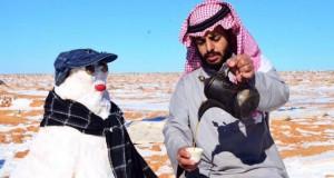 Un cheikh saoudien interdit les bonshommes de neige
