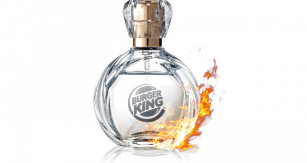 Burger King : un nouveau parfum à l'odeur de burger ?