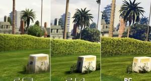 [Vidéo] GTA V : comparaison des graphismes PC (4K), PS4 et PS3