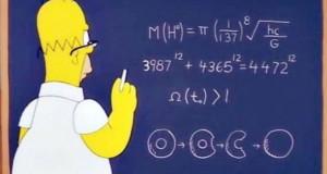 Homer Simpson précurseur en physique des particules ?