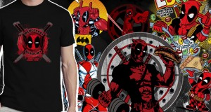 Top 20 des t-shirts Deadpool