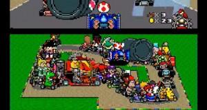[Vidéo] Une centaine de karts sur un même circuit de Mario Kart !