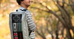 Un sac à dos pour les nostalgiques de la NES !