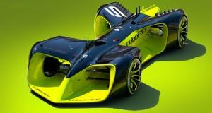 Roborace : place aux courses de voitures sans pilotes !