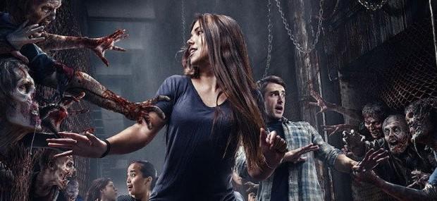 The Walking Dead s'installe au parc d'attractions Universal Studios