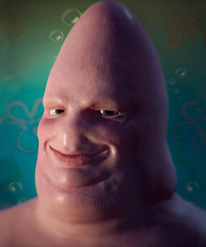 Patrick Étoile de mer
