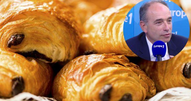 Pour Copé, un pain au chocolat vaut 10 à 15 centimes