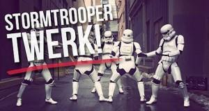 [Vidéo] Les stormtroopers se mettent au twerk