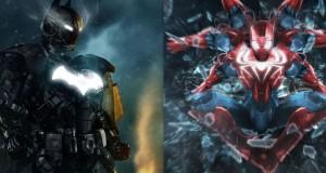 Et si tous les super-héros avaient l'armure d'Iron Man?