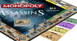 Et maintenant, le Monopoly Assassin's Creed!