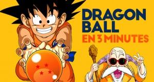 [Vidéo] 30 ans de Dragon Ball résumés en 3 minutes