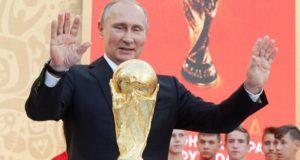Poutine et la Coupe du monde